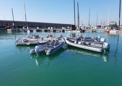 Highfield en la Sailing Extreme