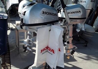 Salon Nautico de Barcelona - Honda Marine 2016