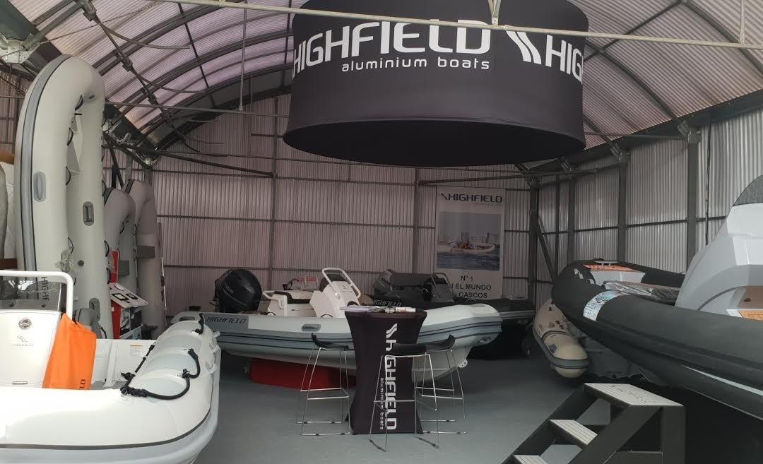 Exposición permanente de Highfield  en Barcelona